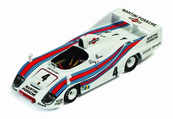 Porsche 936 / 77 Spyder 1977 Martini Racing # 4  1/43