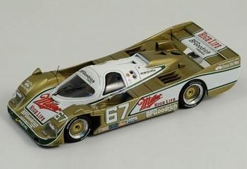 Porsche 962 # 67 Winner 24 h Daytona 1989  BG Goodrich  1/43