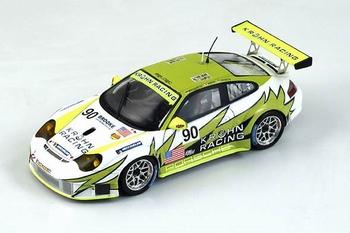 Porsche 996 GT3 RSR White Lightning Racing # 90 LM 2006  1/43