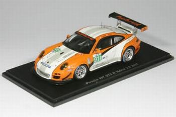 Porsche 997 GT3 R Hybrid 2,0 2011  1/43