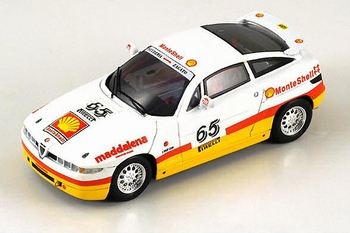 Alfa Romeo SZ Trophy #65 1991 Shell Pirelli  1/43