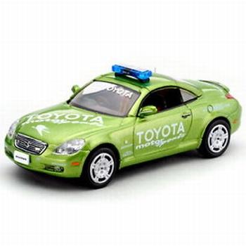 Toyota Soarer 2004 Sport pace car  green  1/43