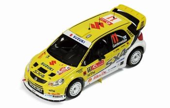 Suzuki SX4 WRC Rally Japan 2008 # 11  1/43