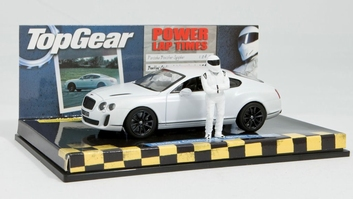 Bentley Continental Super Sports Top gear power laps  1/43