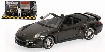 Porsche 911 Turbo Cabriolet Top gear power laps  1/43