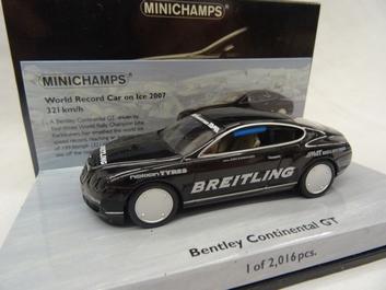 Bentley Continental GT BREITLING  1/43