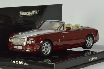 Rolls Royce Phantom Drophead Coupe  1/43
