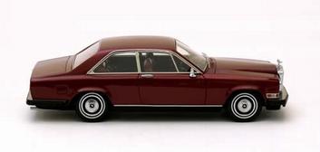 Rolls - Royce Camarque Red Metallic  1/43