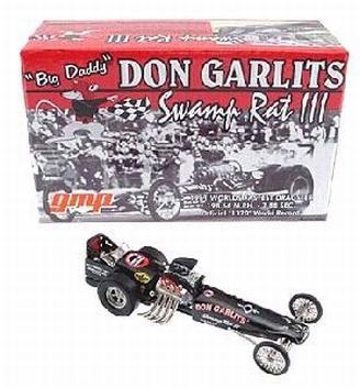 Drag race Swamp Rat 111 Big Daddy Don Garlits  1/43