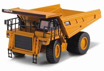 Cat 777D off-highway truck  1/50