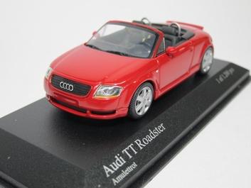 Audi TT Roadster Red   1/43
