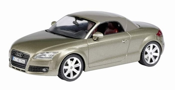 Audi TT Roadster soft top  Limited edition 1 of 1500  1/43