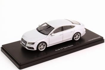 Audi S7 Sportback Suzuka Grey Limited edition 1 of 500  1/43