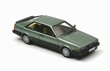 Audi GT Coupe  metallic green  1/43
