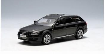 Audi A6 allroad Quattro Lava Grey  Lava Grijs   1/43