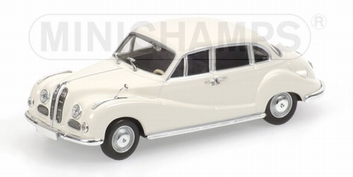 BMW 501 Wit White 1953  limited 1 of 1008   1/43