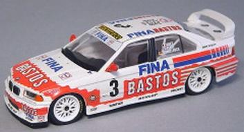 BMW 318 iS #3 Bastos Marc Duez  24H Spa 1994  Fina  1/43