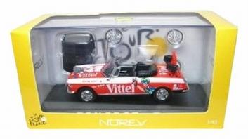 Peugeot Vittel Tour de France Cabriolet  1/43