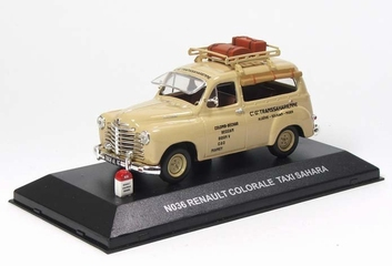Renault Colorale Taxi Sahara  Beige  1/43