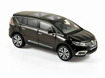Renault Espace  Initiale Paris  2015 Glace Brown  1/43