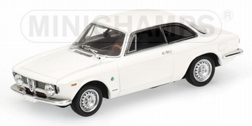Alfa Romeo Guilia Sprint GTA  White Wit  1/43