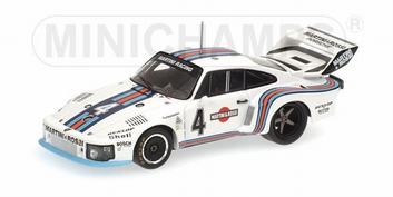 Porsche 935/76 Watkins  Glen 1976 # 4 Stommelen/Schurti  1/43
