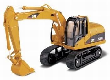 Cat 320C L hydraulic excavator  1/50