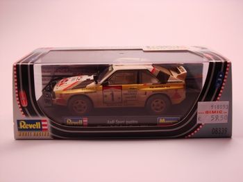 Audi Sport quattro winner Rally Ivory Coast 1984  1/32