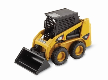 Cat 226B 2 skid steer loader  1/32
