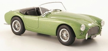 AC Ace ( Shelby Cobra ) Green  Groen  1/43