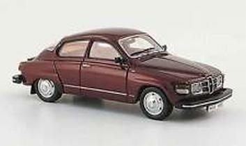 Saab  96 GL Red Rood   1/43