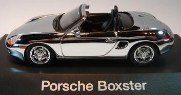 Porsche Boxter Chroom Cabrio  1/43