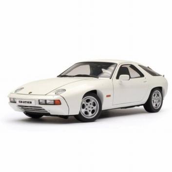 Porsche 928 White Wit  1/43