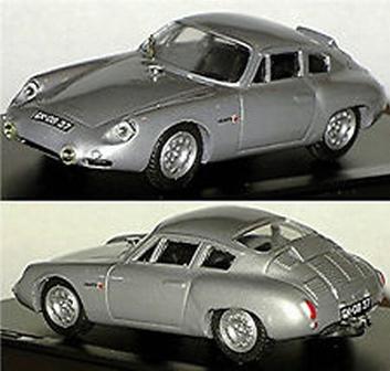 Porsche Abarth 695 S Versione Cliente 1960  1/43