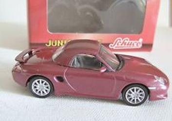 Porsche Boxter S  Purple Paars  1/43