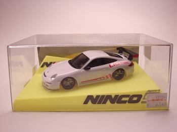 Porsche 997 White Lightning  1/32