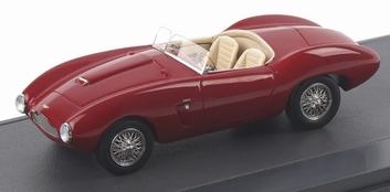 Aston Martin DB2/4 Competition Spyder Bertone Arnolt Red1954  1/43
