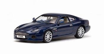 Aston Martin Vantage Mendip Blue Blauw  1/43