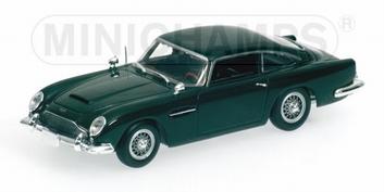 Aston Martin DB5 Britich Racing Green 1964 Groen  1/43