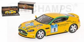 Aston Martin V8 Vantage N24 24 h Nurenburgring 2008 # 8  1/43