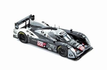 Aston Martin  LMP1 Le Mans 2010 # 008  1/43