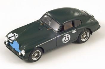 Aston Martin DB2 #25  Le Mans 1951  1/43