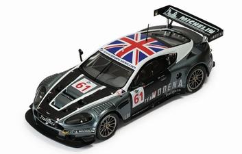 Aston Martin DBR9 #61 1000 KM Spa 2006 Michelin  1/43
