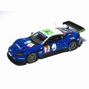 Aston MARTIN dbr9 #1 Winner 1000 Miles Brasil 2006  1/43