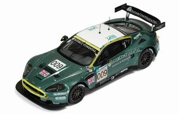 Aston Martin DBR9 # 009 Le Mans 2007  1/43