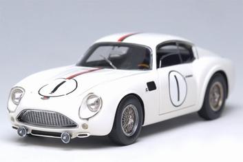 Aston Martin DB4 GT  #1 Le Mans 1961  1/43
