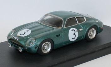 Aston Martin DB4 GT # 3 Le Mans 1961  1/43