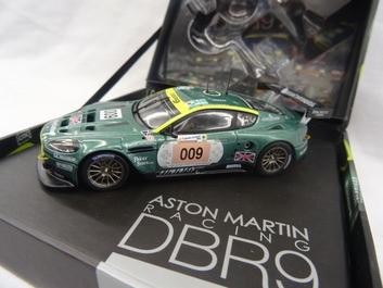 Aston Martin DBR9 #009 Le Mans 2006  1/43