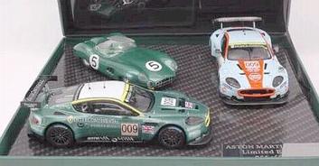 Aton Martin Racing Set 1959/2007/2008 Models   1/43