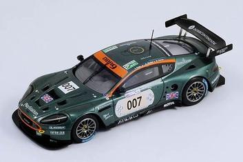 Aston Martin DBR9 # 007  Le Mans 2006   1/43